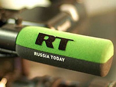 Russia Today. Фото: 112.ua