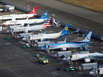 Boeing 737 Max. Фото: Reuters