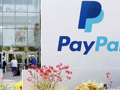PayPal. Фото: REUTERS